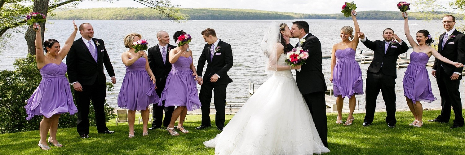Weddings at Silver Birches Resort