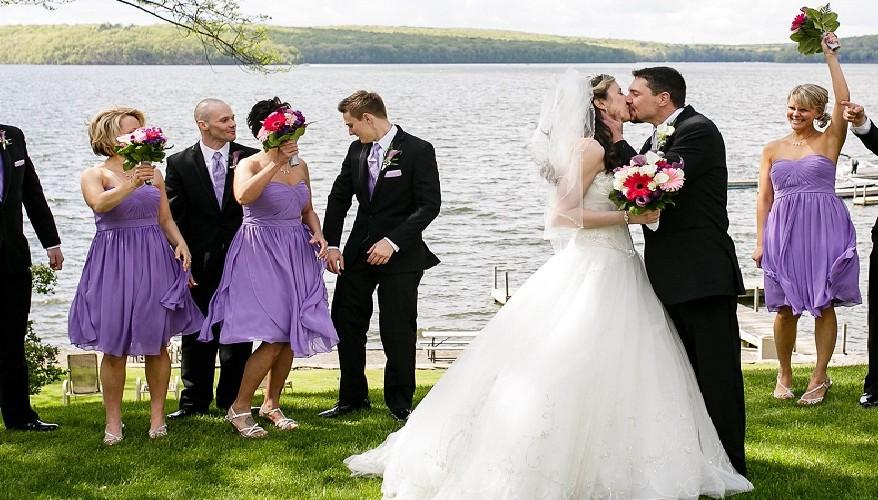 Weddings at Silver Birches Resort