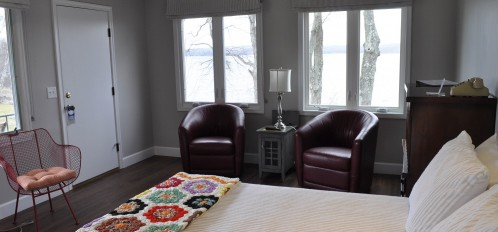 Deluxe King Room at Silver Birches
