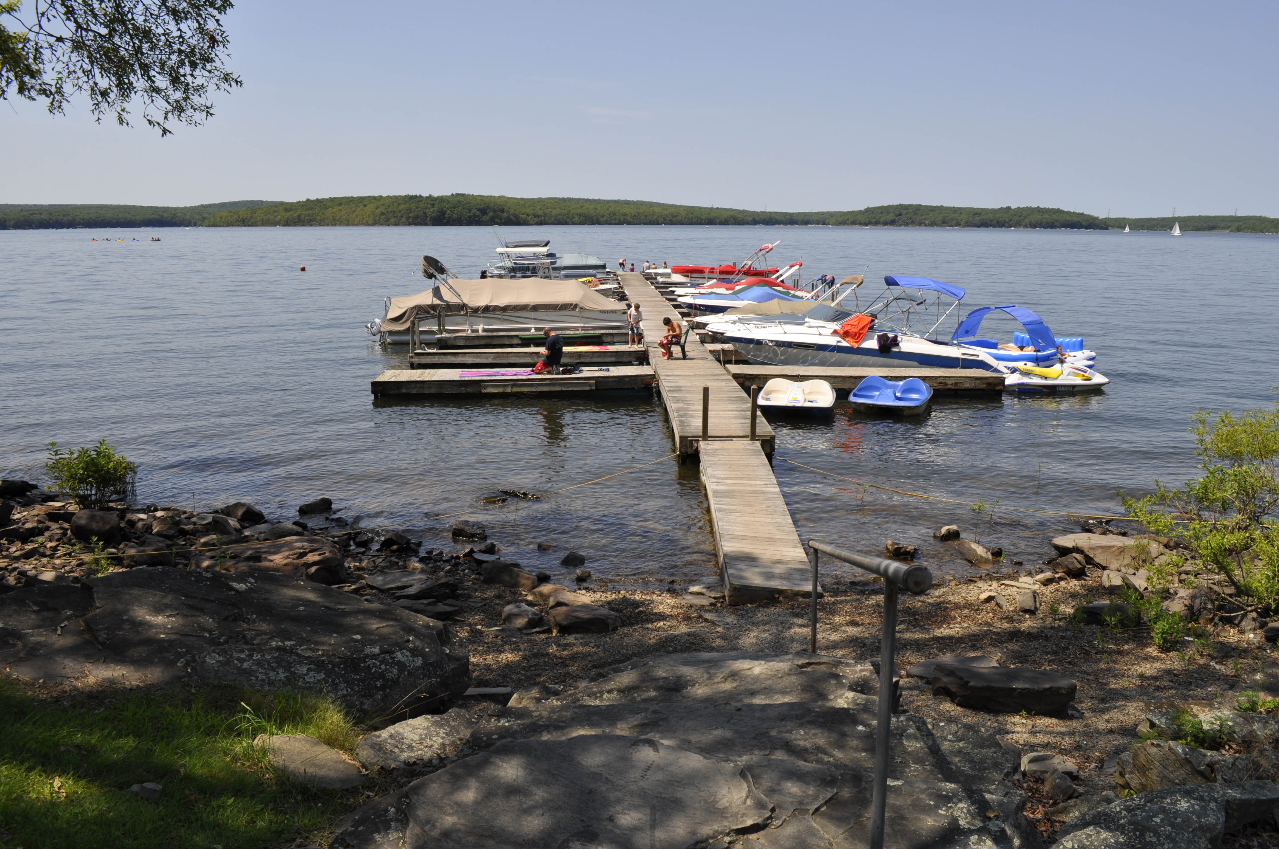 Boat Slips Available
