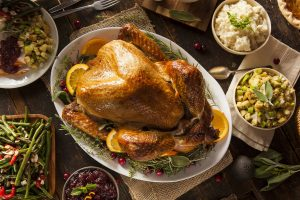 Enjoy a feast during your Thanksgiving Getaways