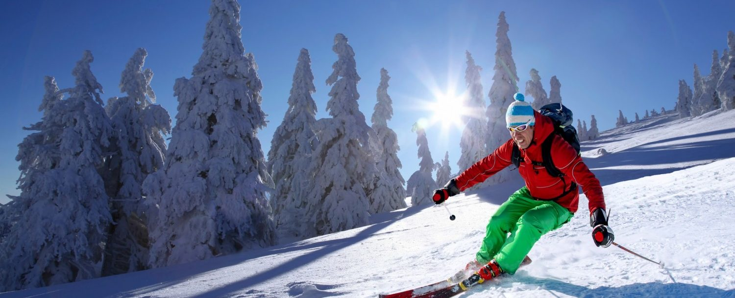 the best places to go skiing in the poconos | silver birches resort