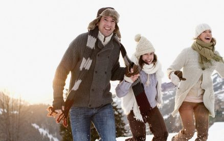 Have a blast during your Pocono Mountains family getaway this winter!